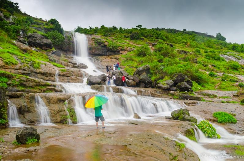 Water fall near Loahgad