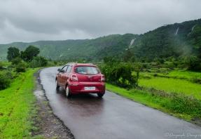 Kanhe to Khandi road