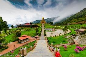 Ravangla Budhha Park, Gangtok