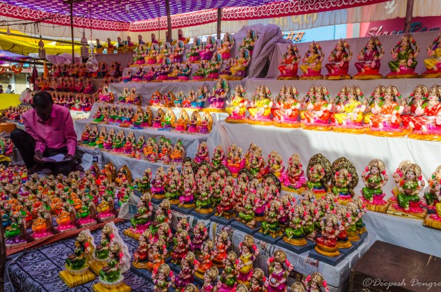 Shree Laxmi idols